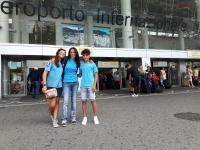 Anche quest'anno a Boston due giovanissimi allievi della Scuola Vela Mascalzone Latino per il PIB Sailing Championship a loro dedicato