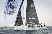 Vincenzo Onorato torna al timone del Melges 32 a Cagliari per il campionato del mondo