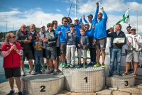 Un ottimo secondo posto a Porto Ercole nella regata del rientro di Vincenzo Onorato porta Mascalzone Latino in testa alle Sailing Series 2016