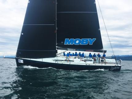 Vincenzo Onorato torna a Trieste al timone del Cookson 50 per il Mondiale ORC