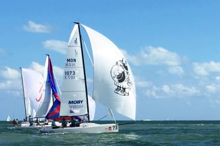 Finale confortante per la Bacardi Miami Sailing Week