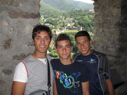 Piccoli Mascalzoni a Lugano