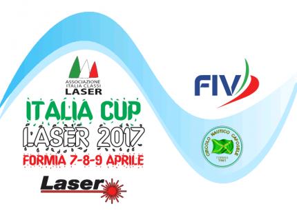 5 Laser della Scuola Vela Mascalzone Latino alla 2^ Italia Cup 2017 – Caposele