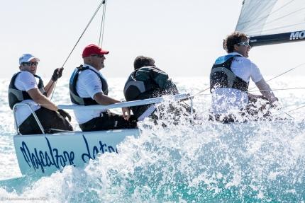 Il J70 Mascalzone Latino per la prima volta alla Charleston Race Week